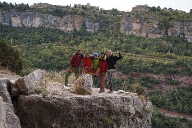 De Pinzgaubuam in Spain afee