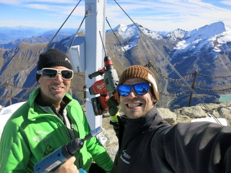Kitzsteinhorn GipfelSaniert